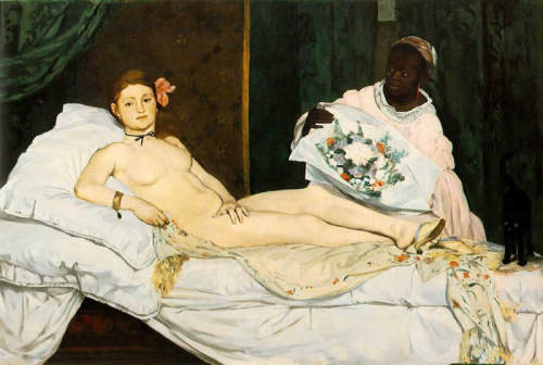 manet+olympia