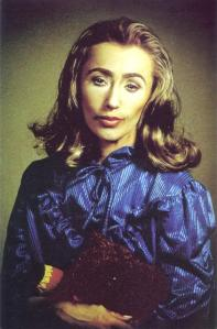 Untitled, 2000. Cindy Sherman (b. 1954).Color photograph, edition 1/6, 32 1/2 x 22 in. Members Purchase Fund, 2000.88.
