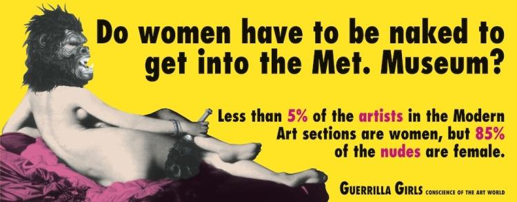 The-Guerrilla-Girls