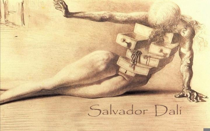 34 Splendid Photos Of Salvador Dali Being SalvadorDali