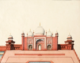 Architectural Drawings (watercolours) (1)