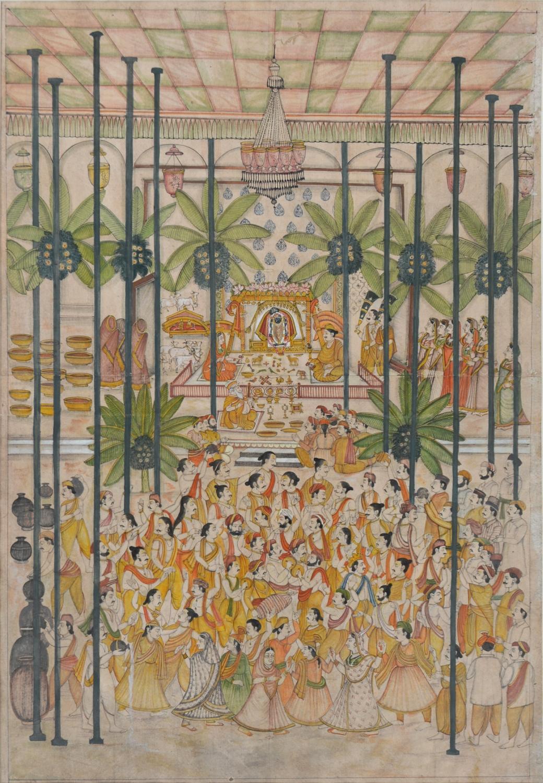 Nathdwara Painting